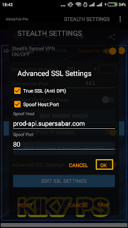 advanced ssl settings