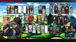 Download Naruto Senki Alpha v4 by Bahringothic Apk