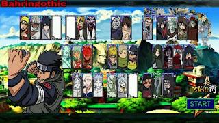 Download Naruto Senki Alpha v4 by Bahringothic Apk