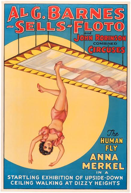 Affiches de cirque 007