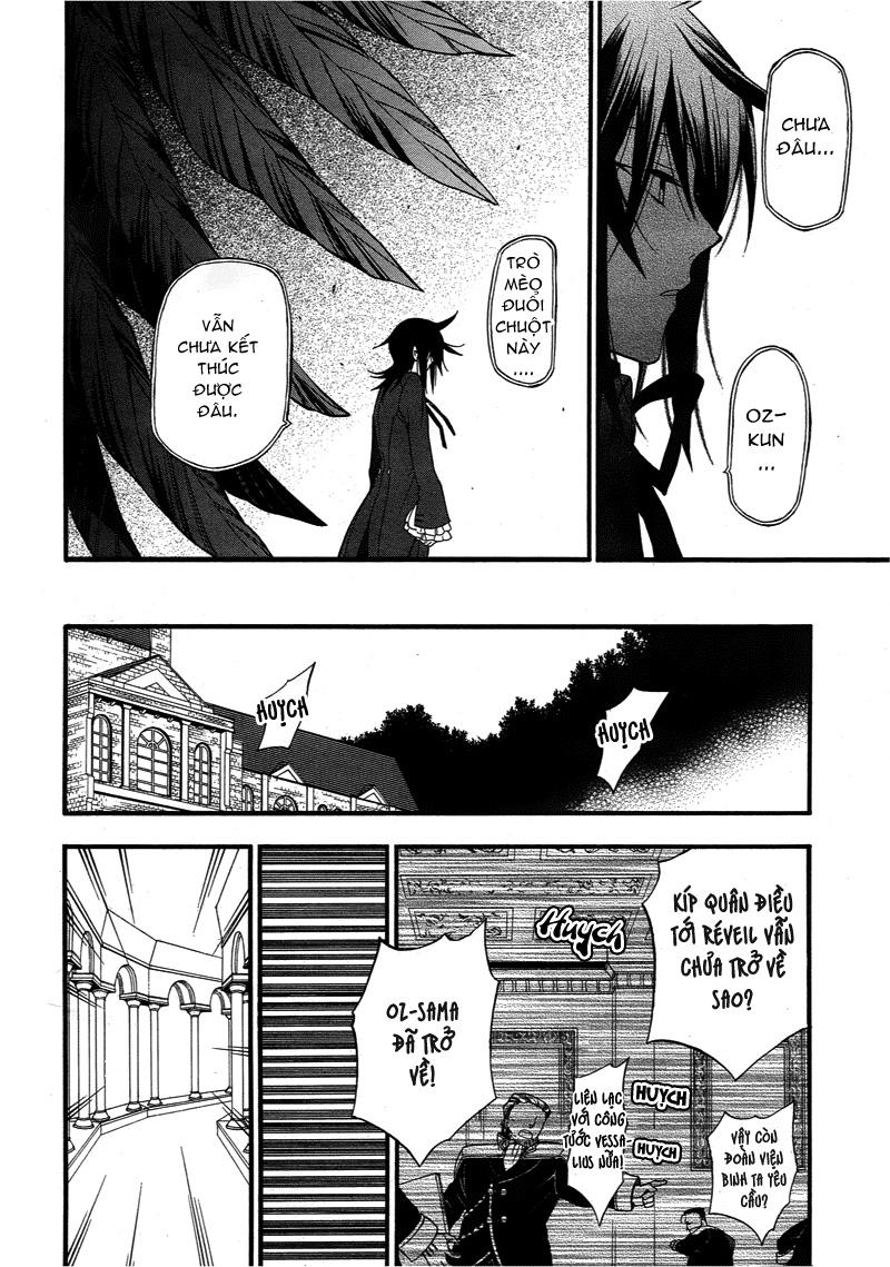 Pandora Hearts chương 065 - retrace: lxv collapse trang 16