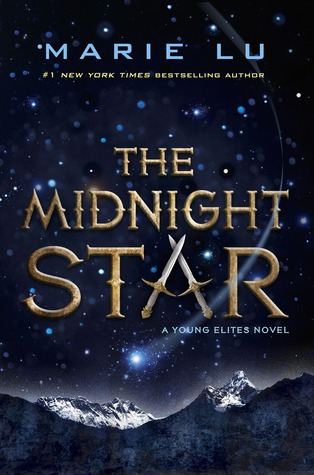 The Midnight Star Marie Lu The Young Elites book cover