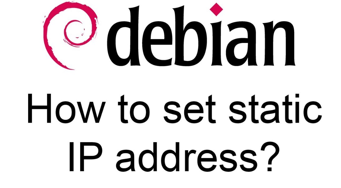 How to set static IP address in Debian/Linux - S S I T