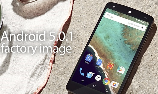 Download & Install Android Lollipop 5.0.1 for LG Google Nexus 5