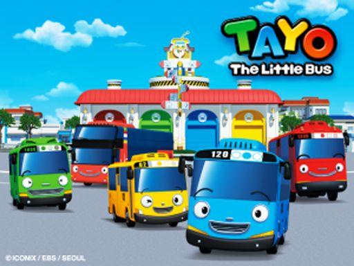 Lirik Lagu Kartun Tayo The Little Bus My Kingdom