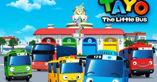 Waynepygramcom Lirik Lagu Kartun Tayo The Little Bus Waynepygram