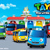 Lirik Lagu Kartun Tayo the Little Bus