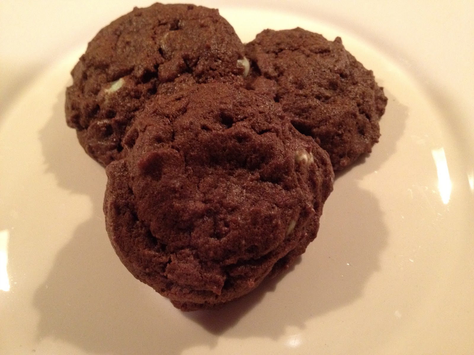Make And Bake Memories Mint Chocolate Delights