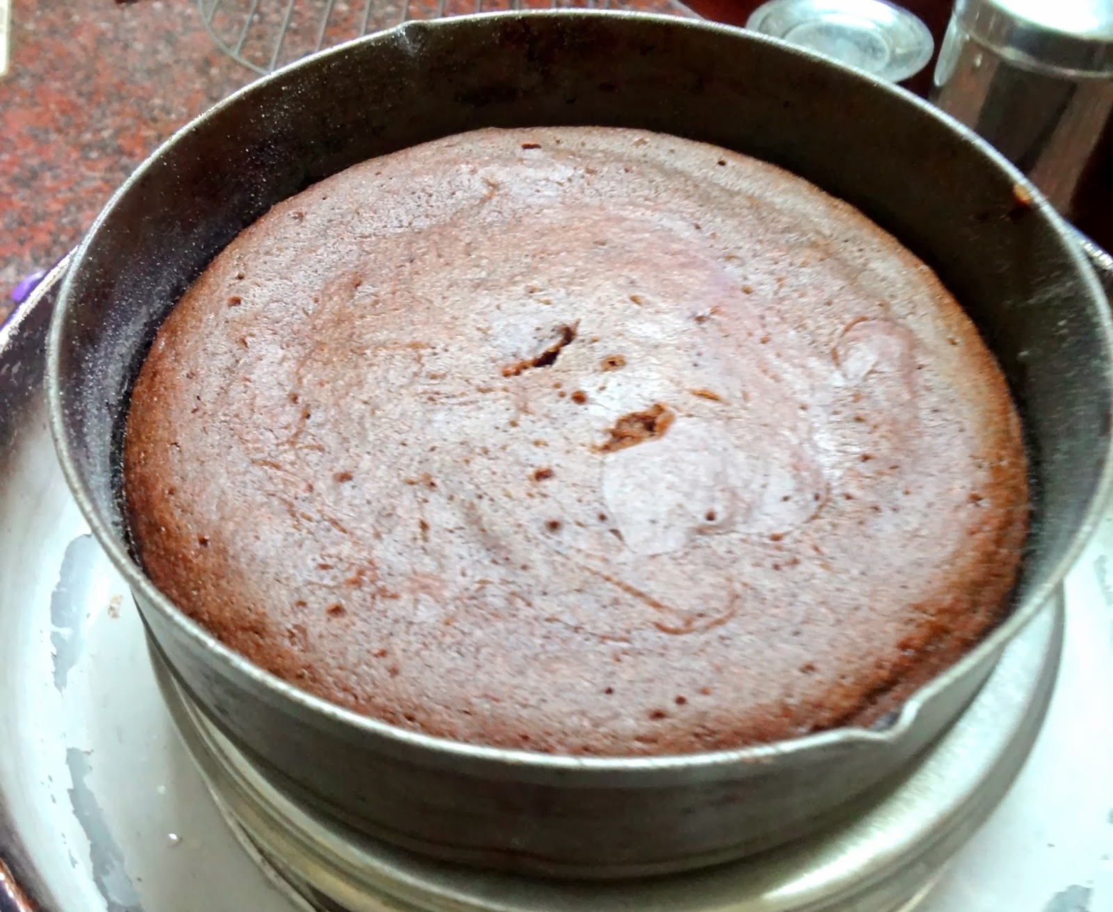 Chocolate Cake Recipe Moist Uk: Your Everyday Cook: Moist Eggless Chocolate Cake ( Butter