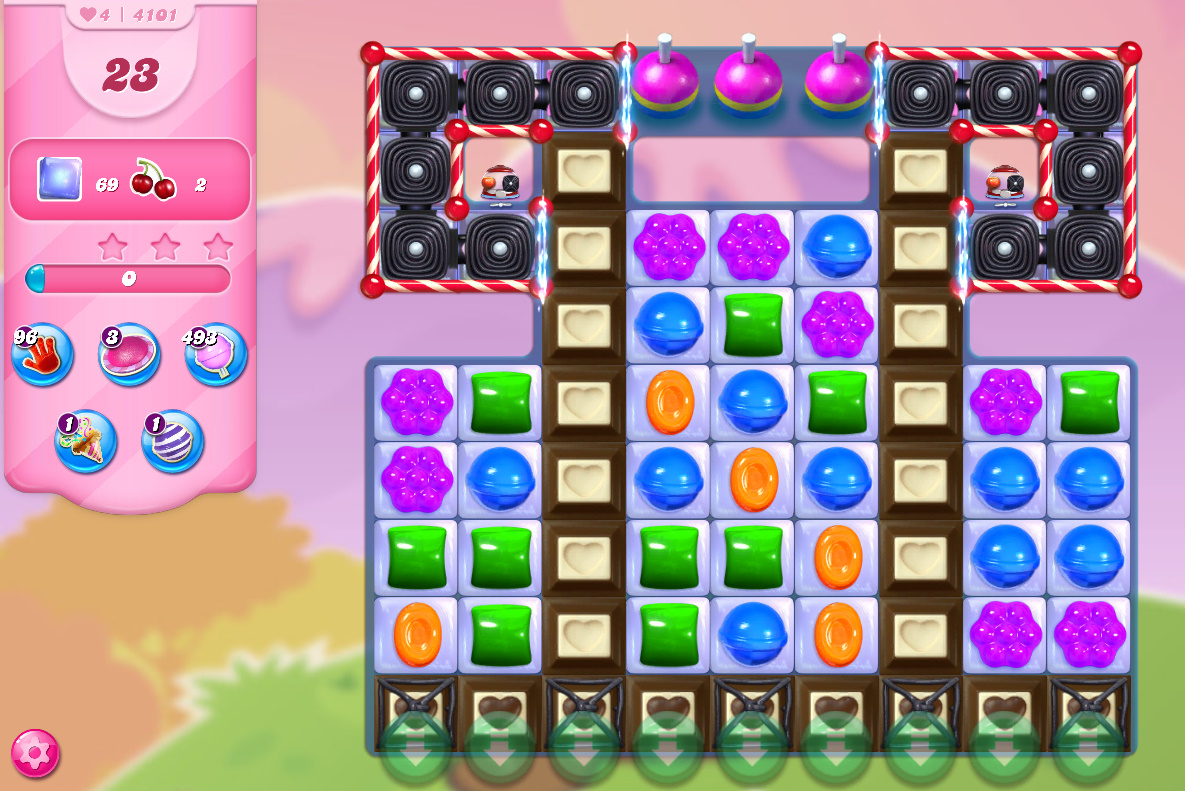 Candy Crush Saga level 4101