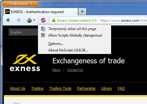 Cara Membuka Situs Forex yang Diblokir Pakai Browser Tor