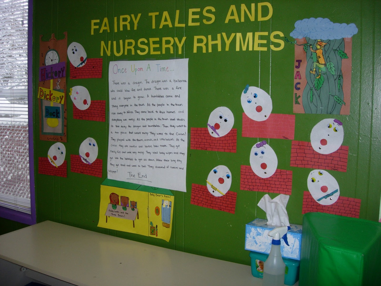 The Early Preschool Classroom Theme Of The Week Fairy