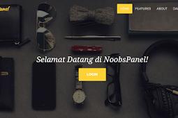Download Aplikasi NoobsPanel - SMM Kebutuhan Social Media, Pulsa All Operator, Voucher Game dan Lainnya