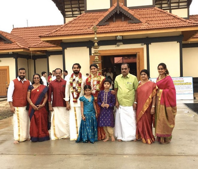 Divya Unni Second Marriage with Arun Kumar -Photos