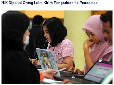 yaitu website resmi pendaftaran dan pengumuman CPNS tahun  Info Pendaftaran CPNS 2018 di SSCN.BKN.Go.Id Petunjuk Lengkap