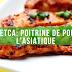 #PouletCA: Poitrine de poulet à l'asiatique