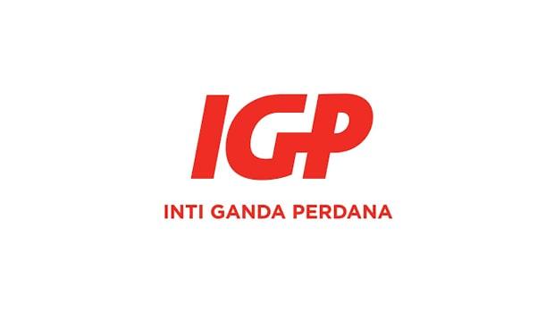 PT Inti Ganda Perdana Logo