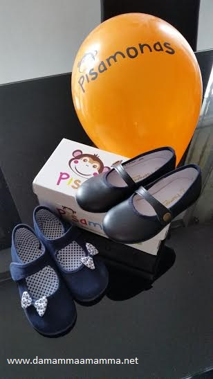 scarpe bimba Pisamonas