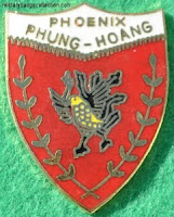 Phoenix Program Badge