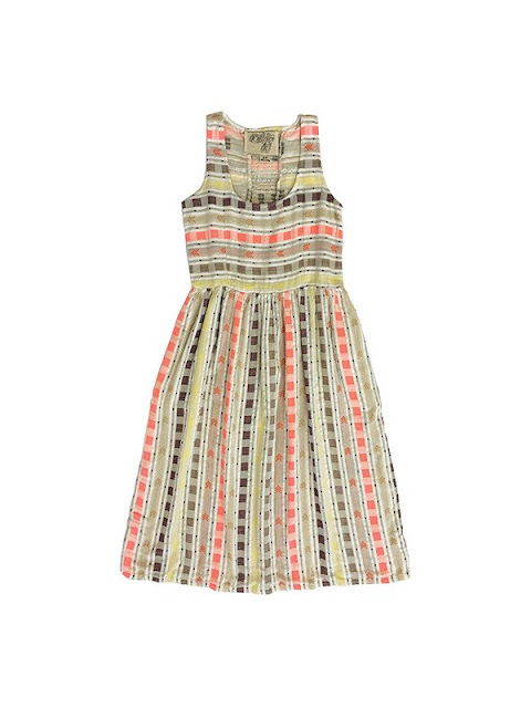 Ace & Jig Soiree Dress in Emblem