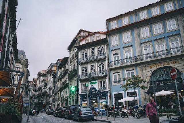 フローレス通り(R. das Flores)