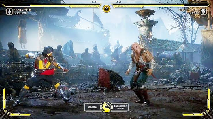 MORTAL KOMBAT 11 MOD APK 2 1 2 with Data God Mod  - Android Gaming