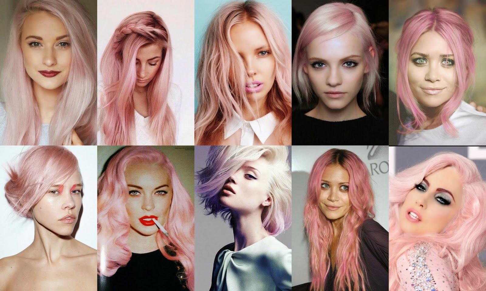 Semi Permanent Hair Color Temporary Hair Color And Permanent Hair Color