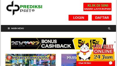 Peminat Taruhan Togel Online Harus Mencoba Bermain Di Situs Dewa2D