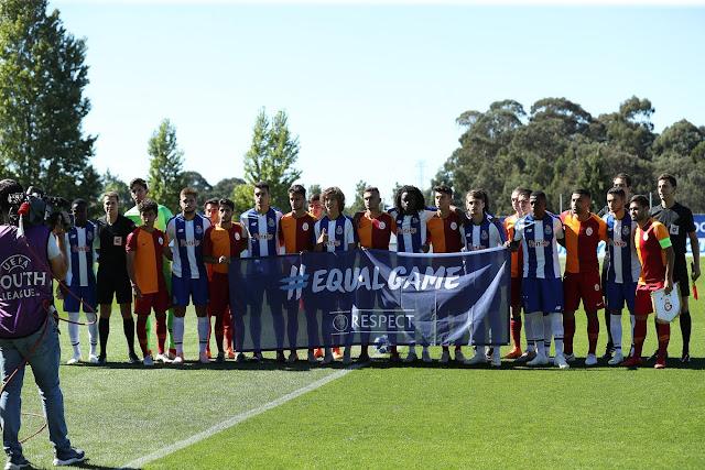 UEFA Gençlik Ligi | Porto ile berabere kaldık!