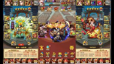 PK game omg 3q
