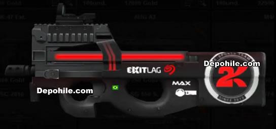 PointBlank P90 Özel 2Kill Silah Skini İndir,Tanıtım 2018