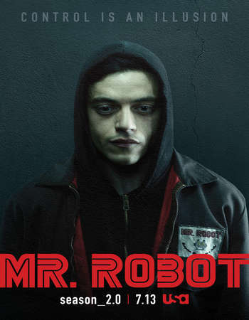 Poster Of Mr. Robot 2016 S02E11 Hindi Dual Audio 220MB BRRip 720p x264 Free Download Watch Online At downloadhub.net