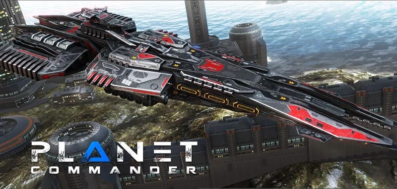 Planet%2BCommander%2Bv1.13%2BMOD%2BAPK - Planet Commander v1.13 MOD APK - Money Hack