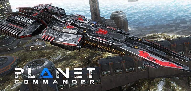 Planet%2BCommander%2Bv1.13%2BMOD%2BAPK - Planet Commander v1.13 MOD APK - Money Hack