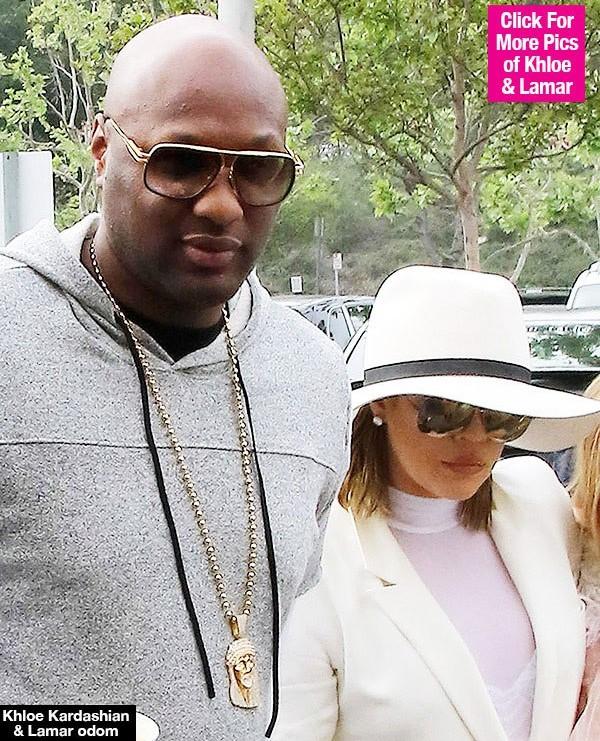 Khloe Kardashian & Lamar Odom Reach Divorce Settlement 1 Year After Overdose