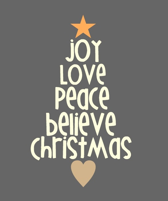 Peace And Joy Quotes: A Bit Of This & A Bit Of That: {more FREE Christmas