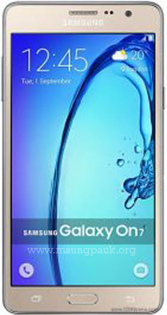 Samsung Galaxy On7 SM-G6100 (4 file) Full Repair Firmware