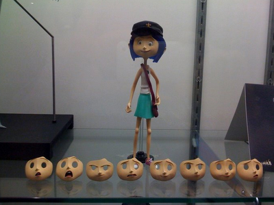 Coraline Fan Blog The Real Coraline Dolls