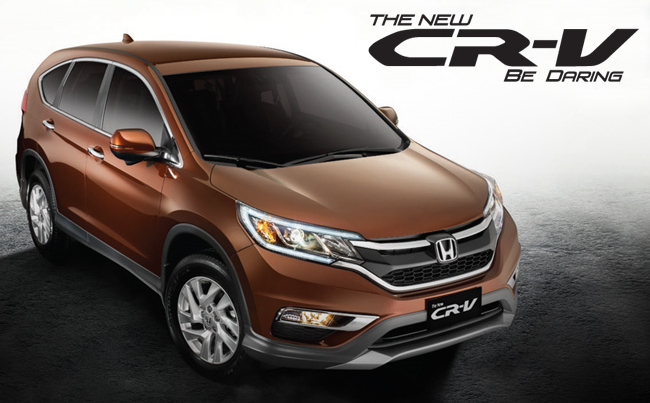 honda cars ph launches the updated the cr v ilonggo tech. Black Bedroom Furniture Sets. Home Design Ideas