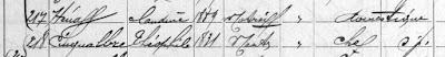 recensement 1911