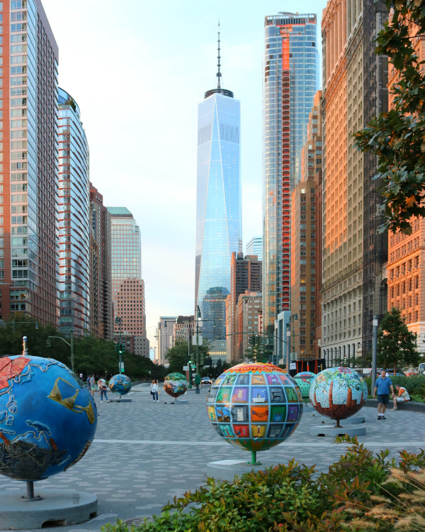 Ein Ausflug nach Washington D.C.und noch ein paar Tage in New York | One World Trade Center