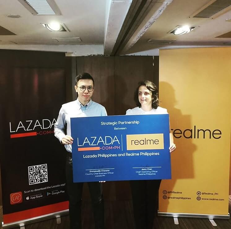 Realme Coming to PH on November 29 Exclusively via Lazada