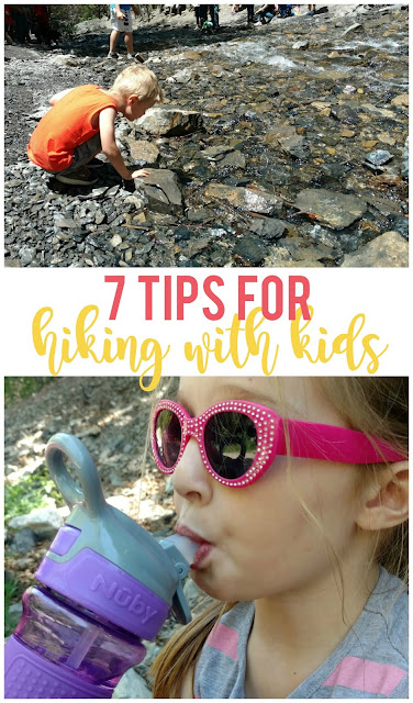 Top 10 posts of 2017: 7 Tips for Hiking with Kids