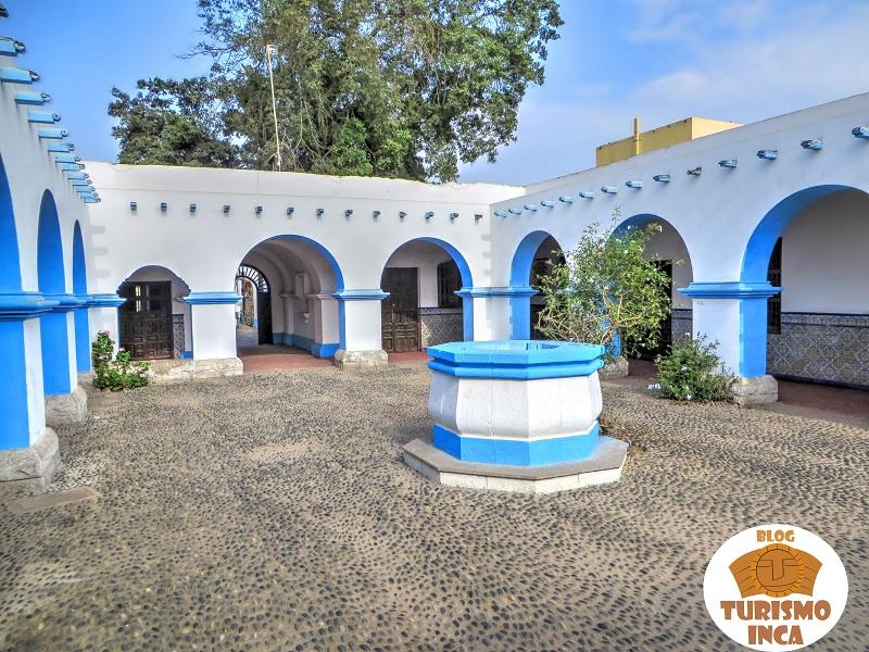 Paseando por huaral ex hacienda huando blog turismo inca for Hacienda los azulejos