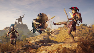 Assassin's Creed Odyssey Xbox Wallpaper