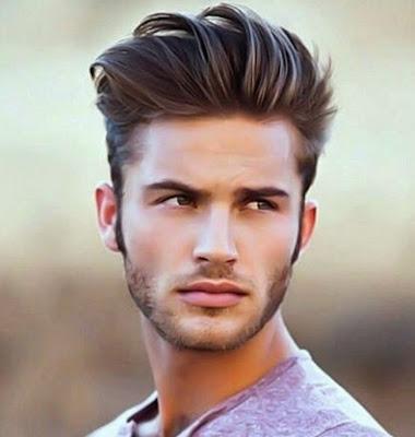 potongan model rambut pria pendek tahun 2016
