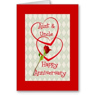 happy wedding anniversary uncle and aunty quotes