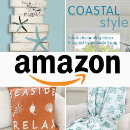 Coastal Decor Amazon