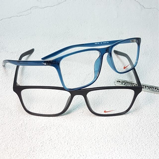 NIKE 7125 方形輕纖眼鏡