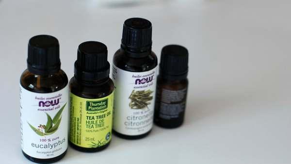 Cara menghilangkan bekas luka dengan minyak pohon teh